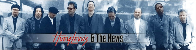 Huey Lewis and the News - still alive and back with 11 beautiful Songs!